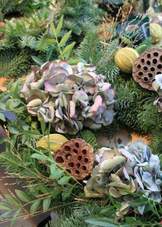 Wild Wood London -Wreath Workshop - Humphrey Munson Blog