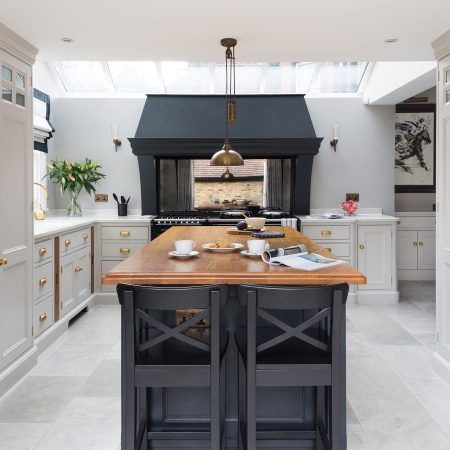 Luxury Bespoke Kitchen, Blackheath - Humphrey Munson