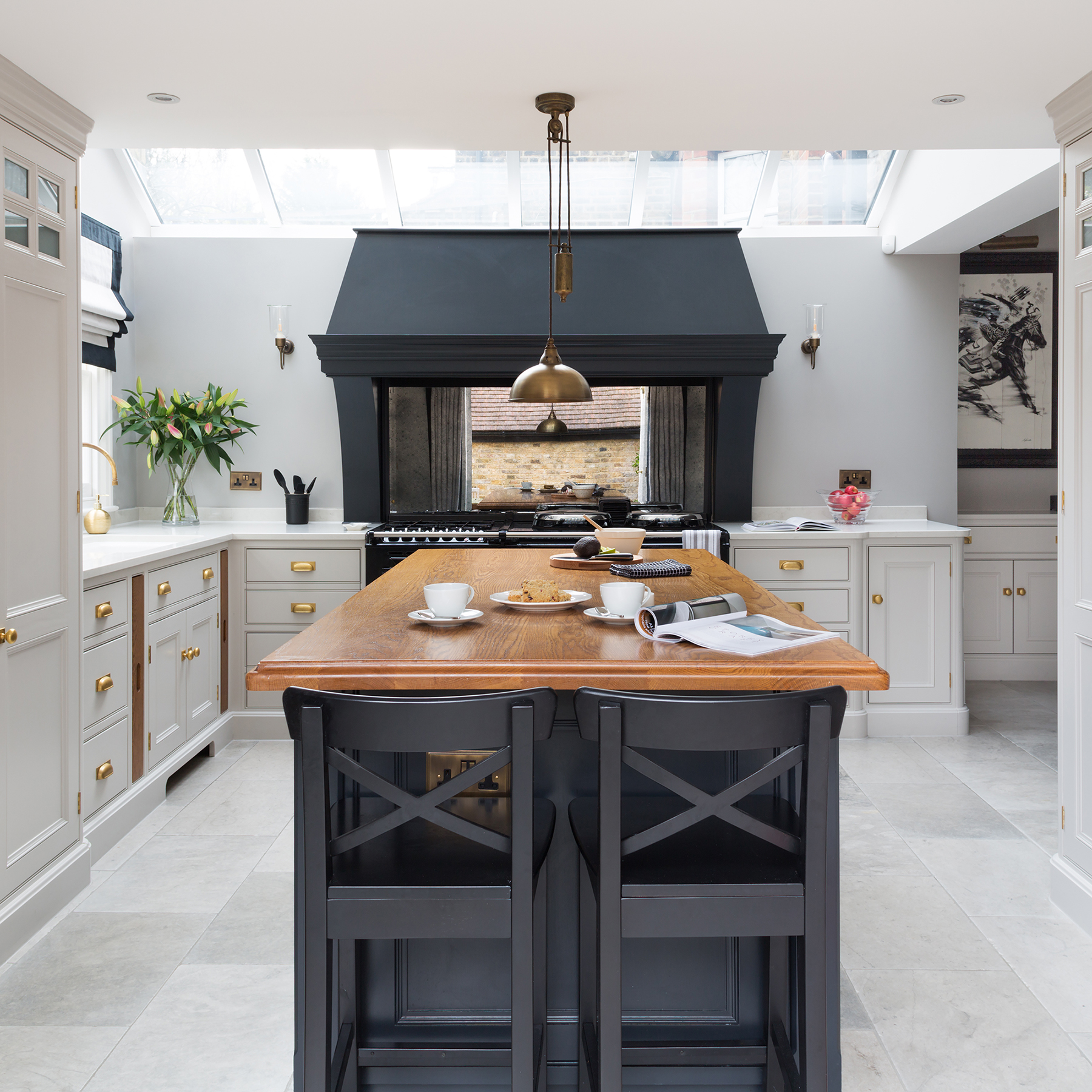 Luxury Bespoke Kitchen, Blackheath - Humphrey Munson