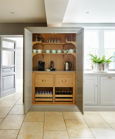 Drinks Pantry, The Old Rectory Project - Humphrey Munson