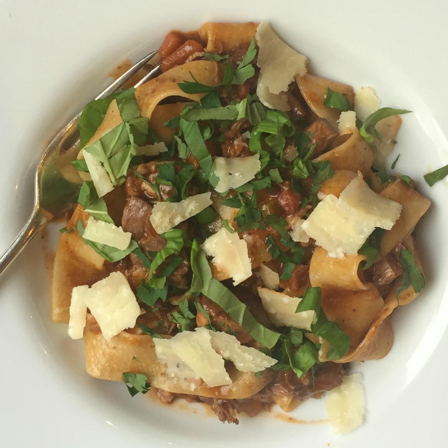 Italian ragu and pappardelle recipe - humphrey munson blog 2