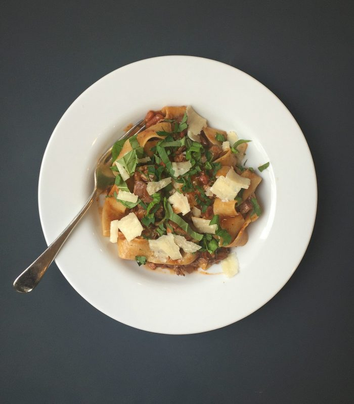 Italian Ragu and Pappardelle Recipe - Humphrey Munson Blog