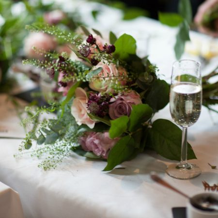 Wild Wood London - Bouquet Workshop - Humphrey Munson Blog