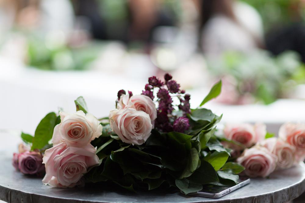 Wild Wood London - Bouquet Workshop - Humphrey Munson Blog 4
