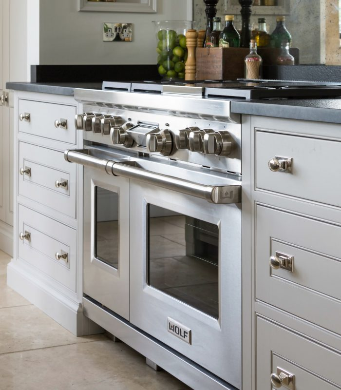Kitchen Design Range Cooker: Wolf Dual Fuel Range Cooker