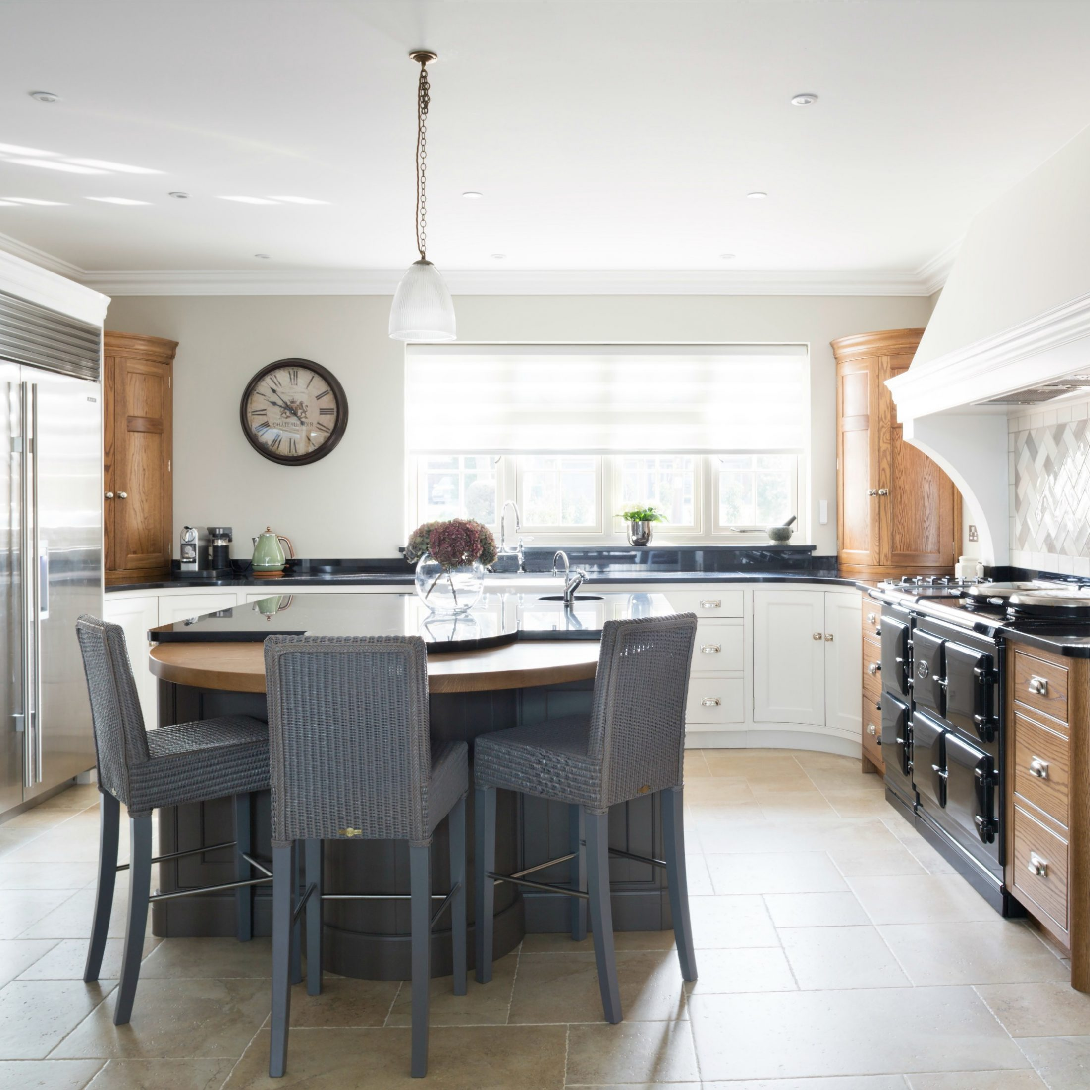 Luxury Country Kitchen, Maldon - Humphrey Munson