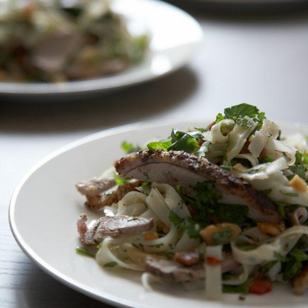 Crispy Duck Noodle Salad - Humphrey Munson Blog 1.9