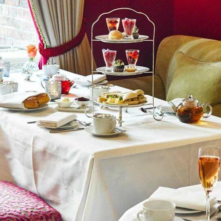 The Capital Afternoon Tea - Humphrey Munson Blog