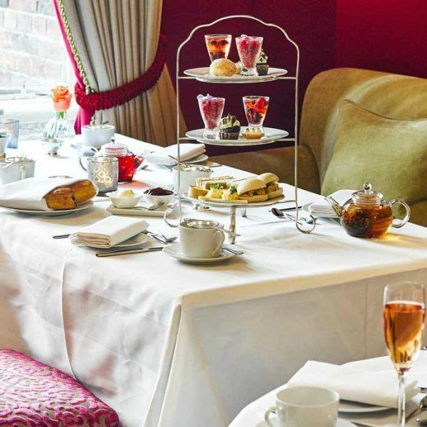 The Capital Afternoon Tea - Humphrey Munson Blog 5