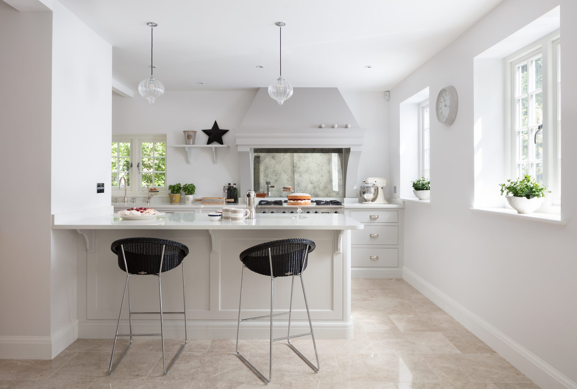 Bespoke Family Kitchen Berkhamsted