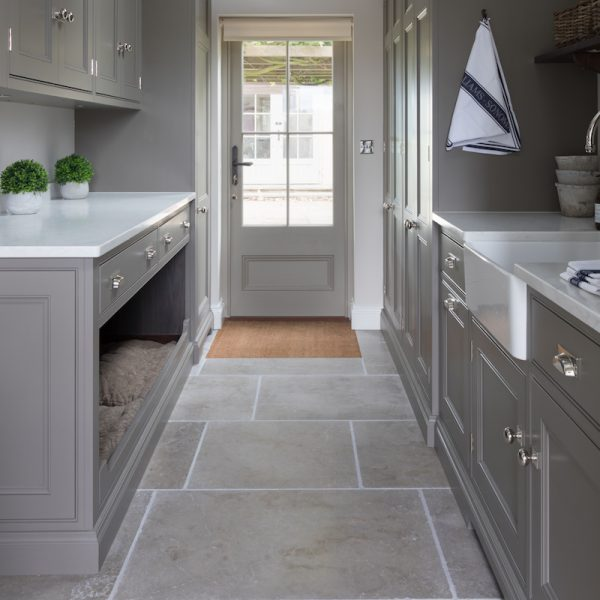 Earl Grey Limestone - Natural Stone Flooring - HM Stone Library