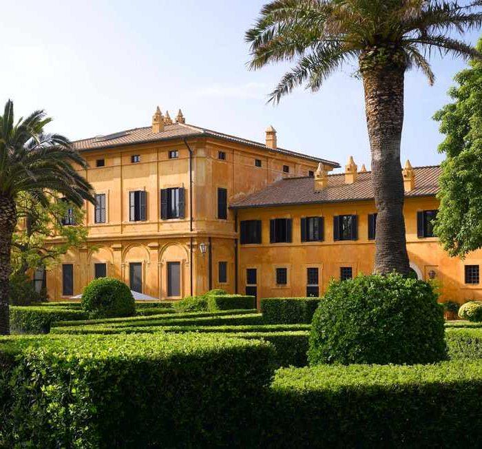 Hotel Il Pellicano Porto Ercole Tuscany
