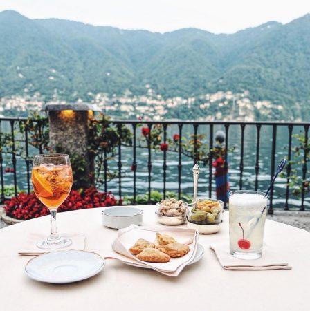Jo Rodgers - Aperol Spritz - Italian Lakes - Humphrey Munson Blog