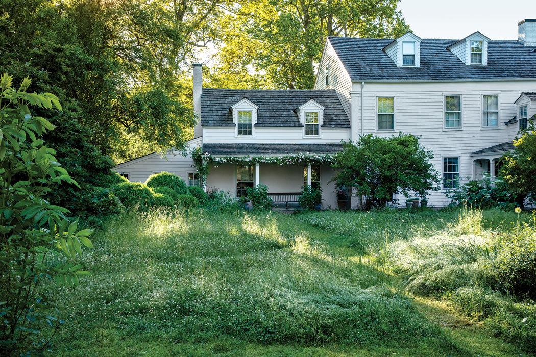 The Wild Garden, Long Island NY - by Miranda Brooks
