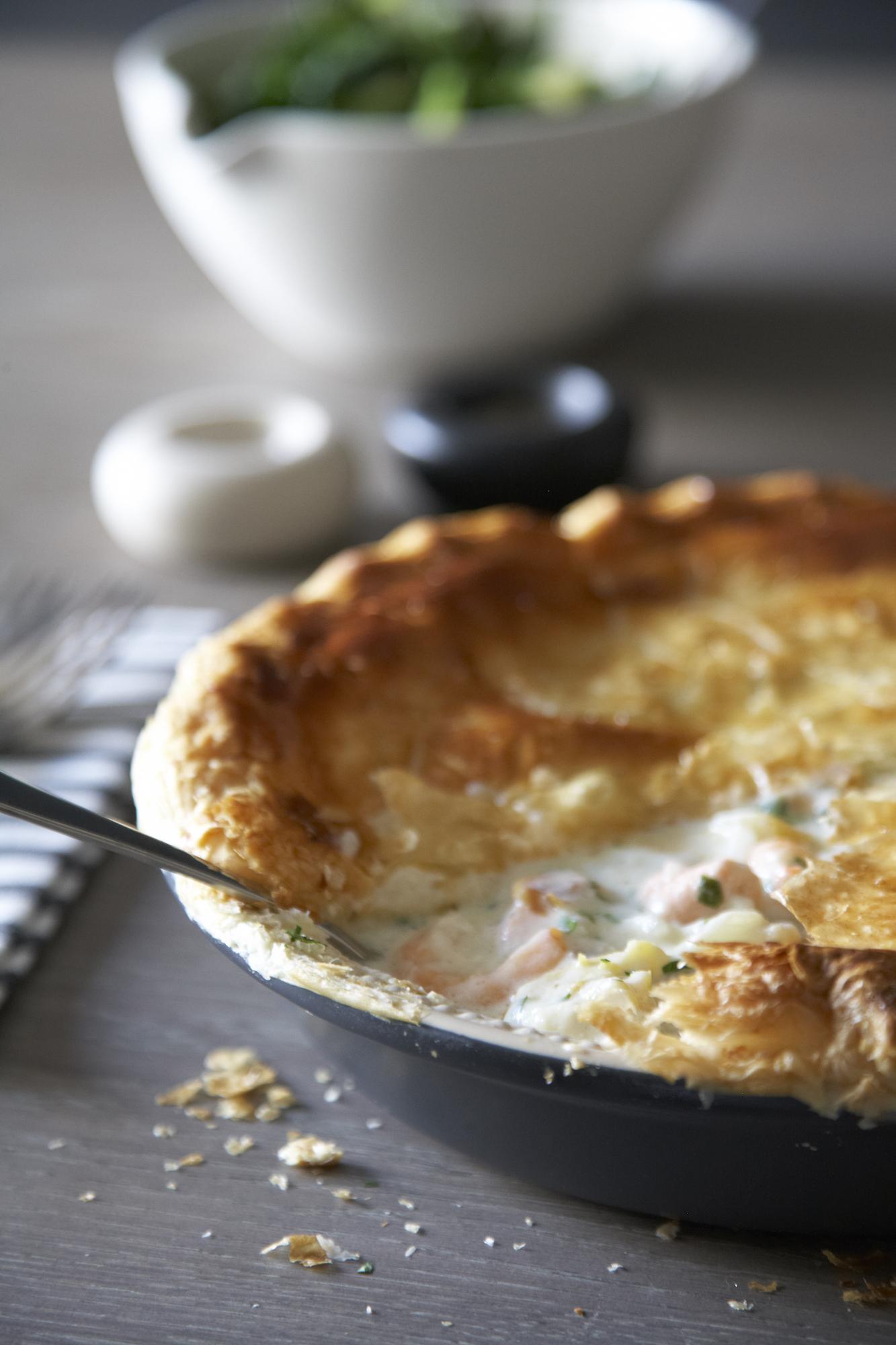 Classic fish pie for Fish pie recipe