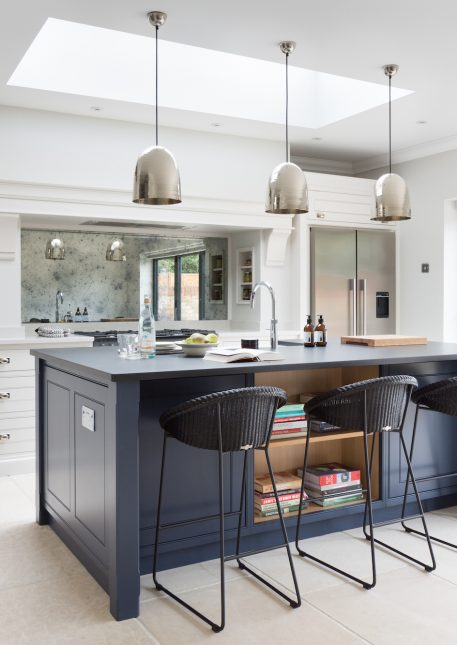 contemporary family kitchen, essex