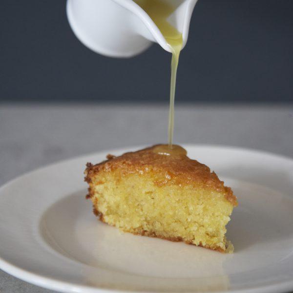 Orange Polenta Cake - Humphrey Munson Blog