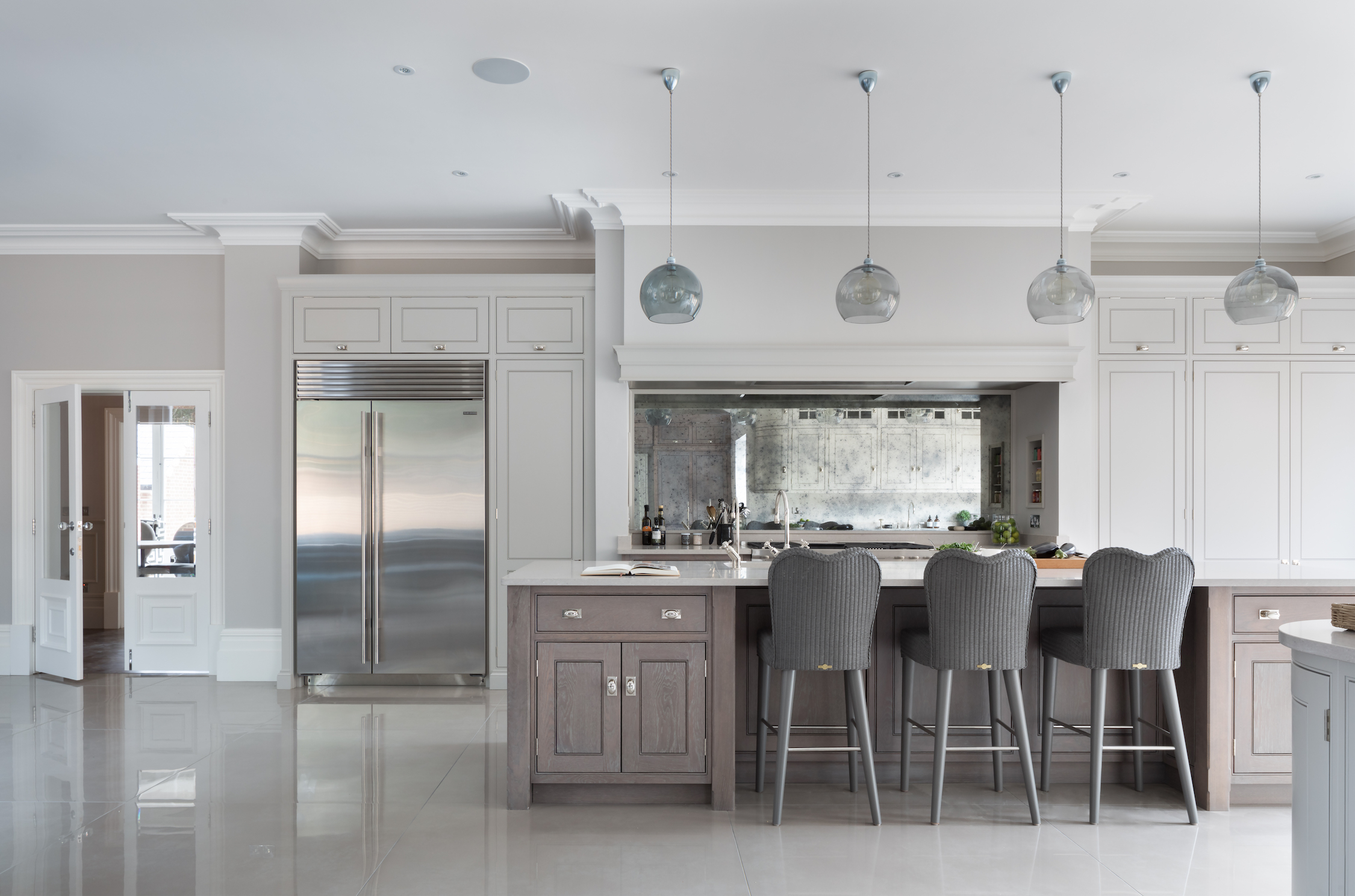 Epping Forest Project - Luxury Bespoke Kitchen - Humphrey Munson 19