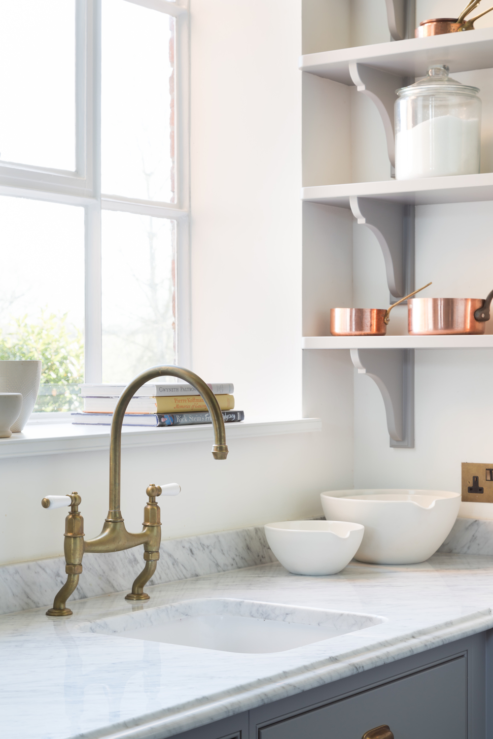 and pin bibcocks nickel sink perrin faucets wall kitchen mounted mayan rowe faucet tap
