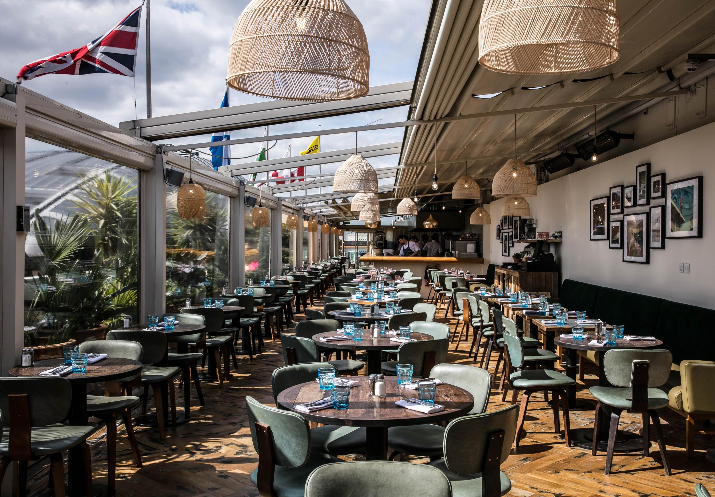 5 Of The Best Rooftop Terraces In London Humphrey Munson