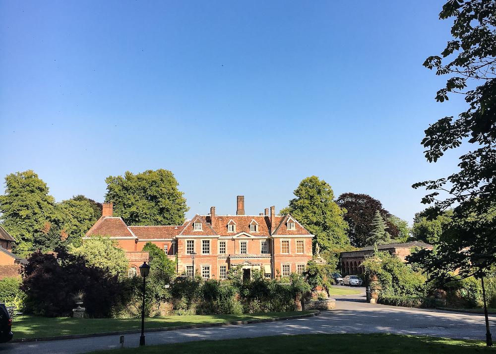 Lainston House - Season's Cookery School - Humphrey Munson Blog