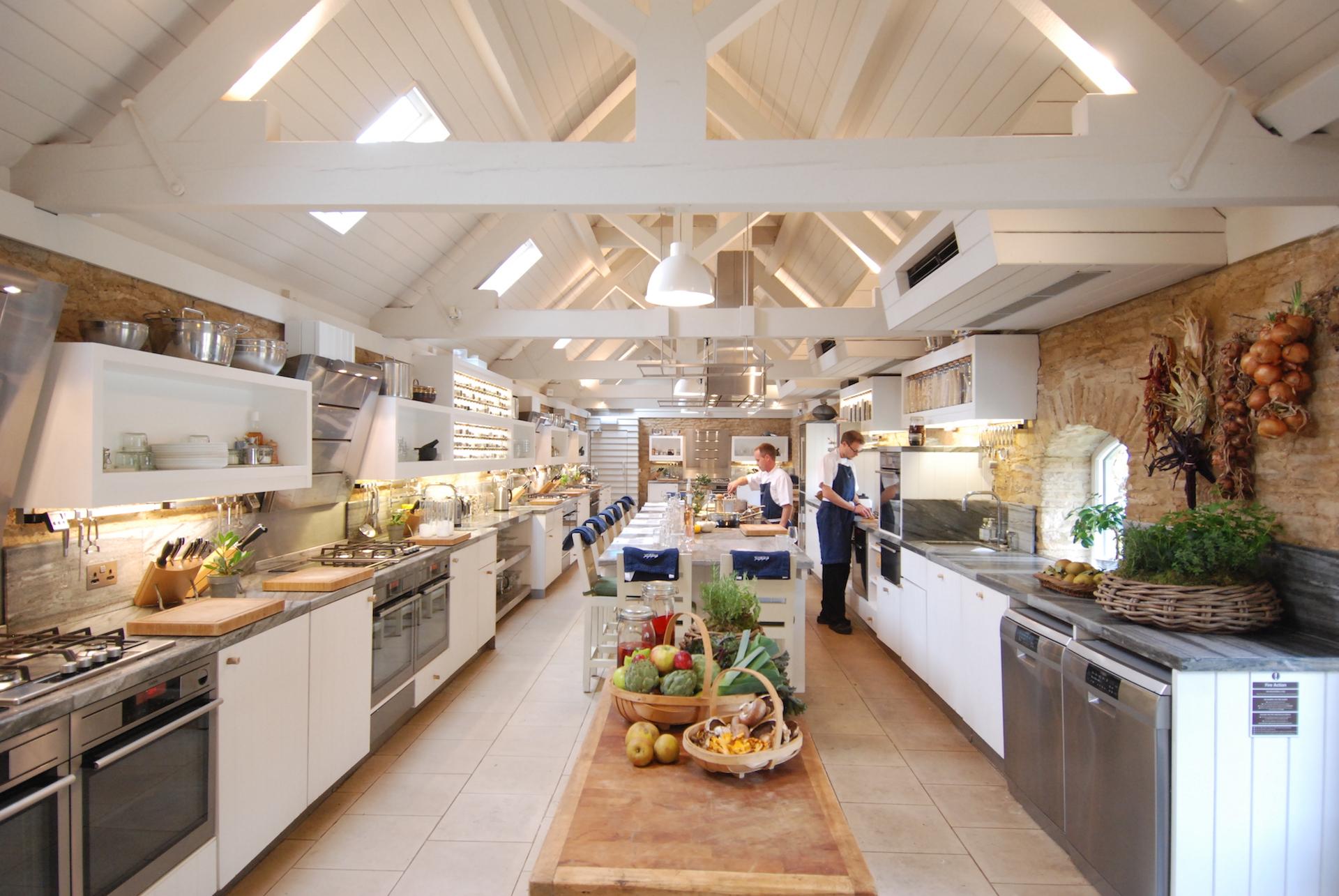 Daylesford - Cookery School - Humphrey Munson Blog