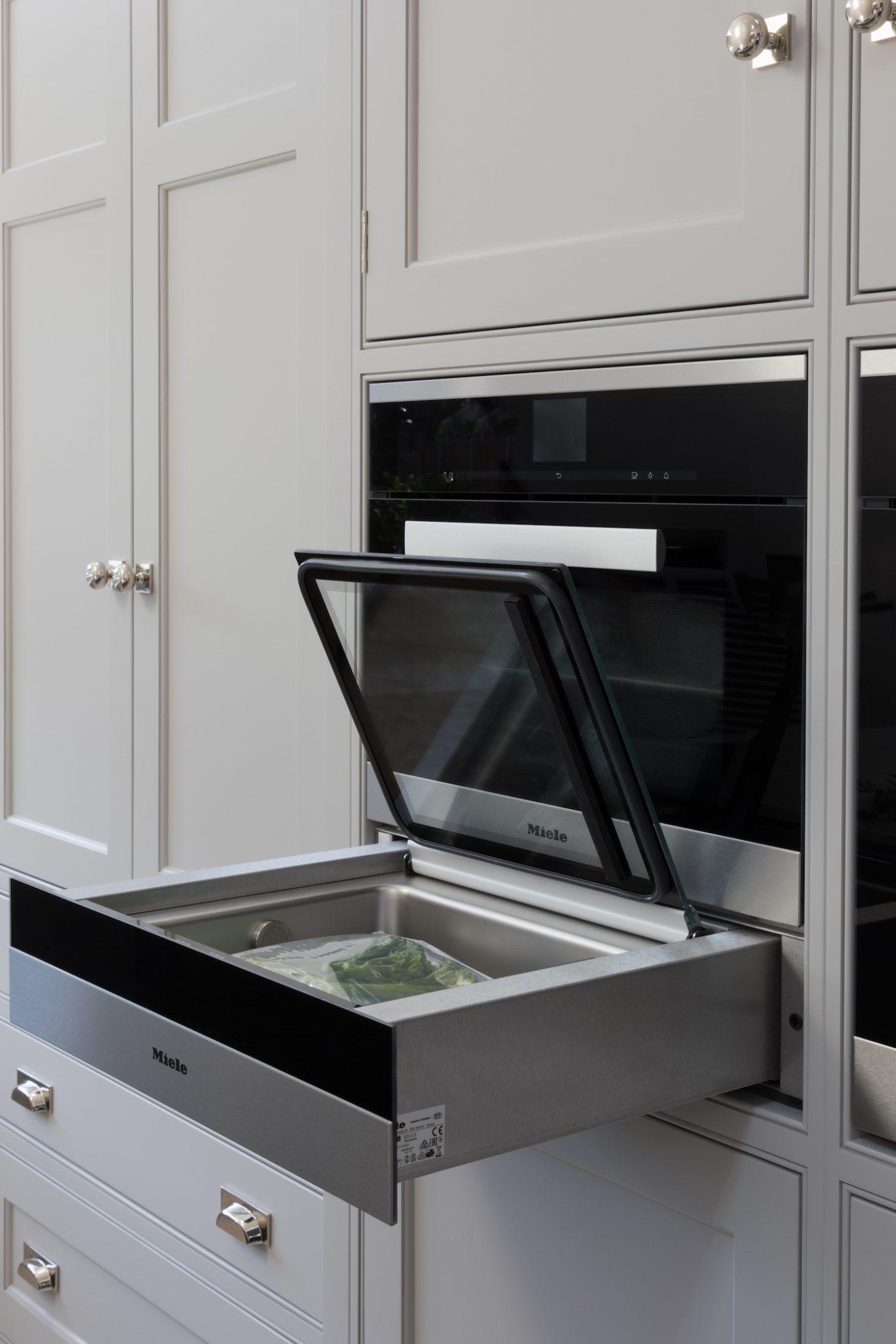 Miele Sous Vide - Vacuum Sealing Drawer - Humphrey Munson