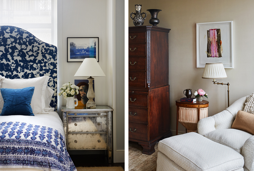Central Park Penthouse Apartment - Carrier and Company - interior design - Humphrey Munson blog
