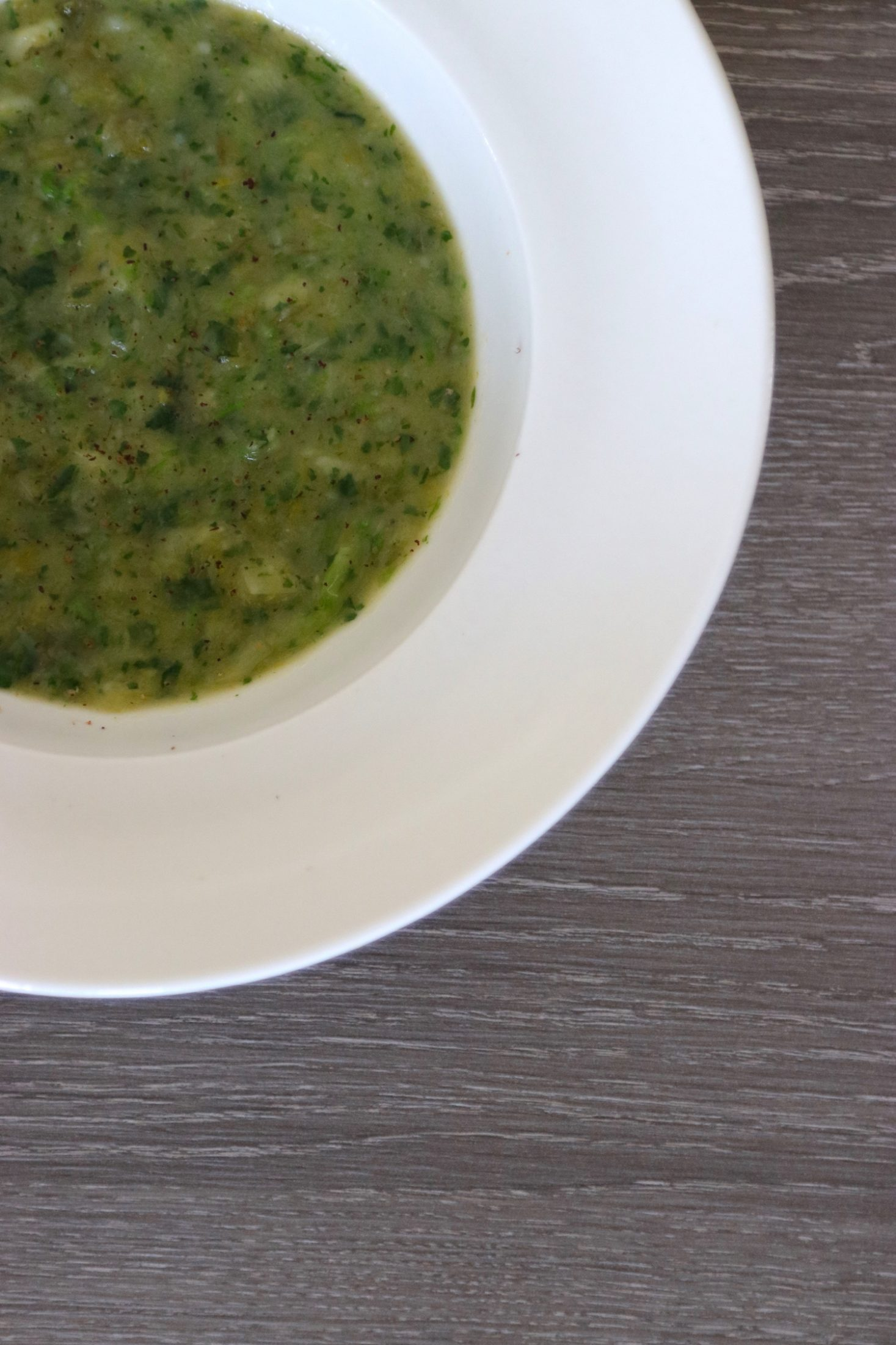 Potato, watercress and leek soup recipe - Humphrey Munson Blog