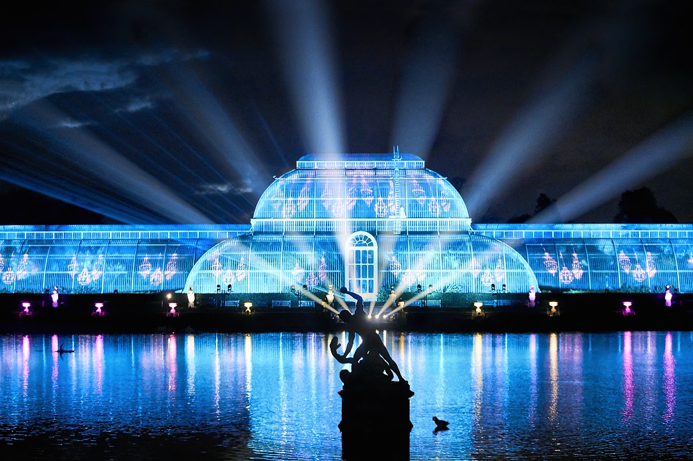 Kew Gardens | Light Trail - Humphrey Munson Blog