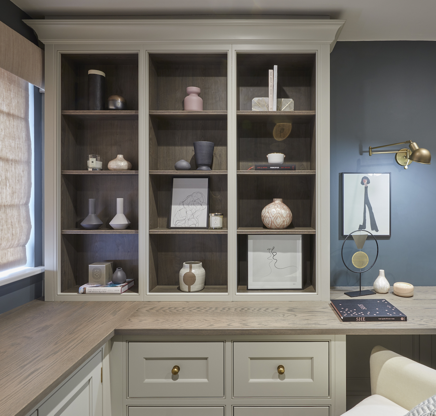 Cherie Lee Interiors | West London Project | Humphrey Munson Blog