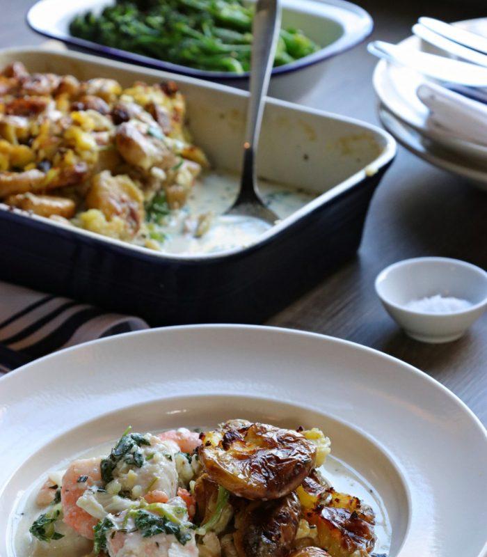 Recipe Notes | Gluten & Dairy Free Fish Pie - Humphrey ...