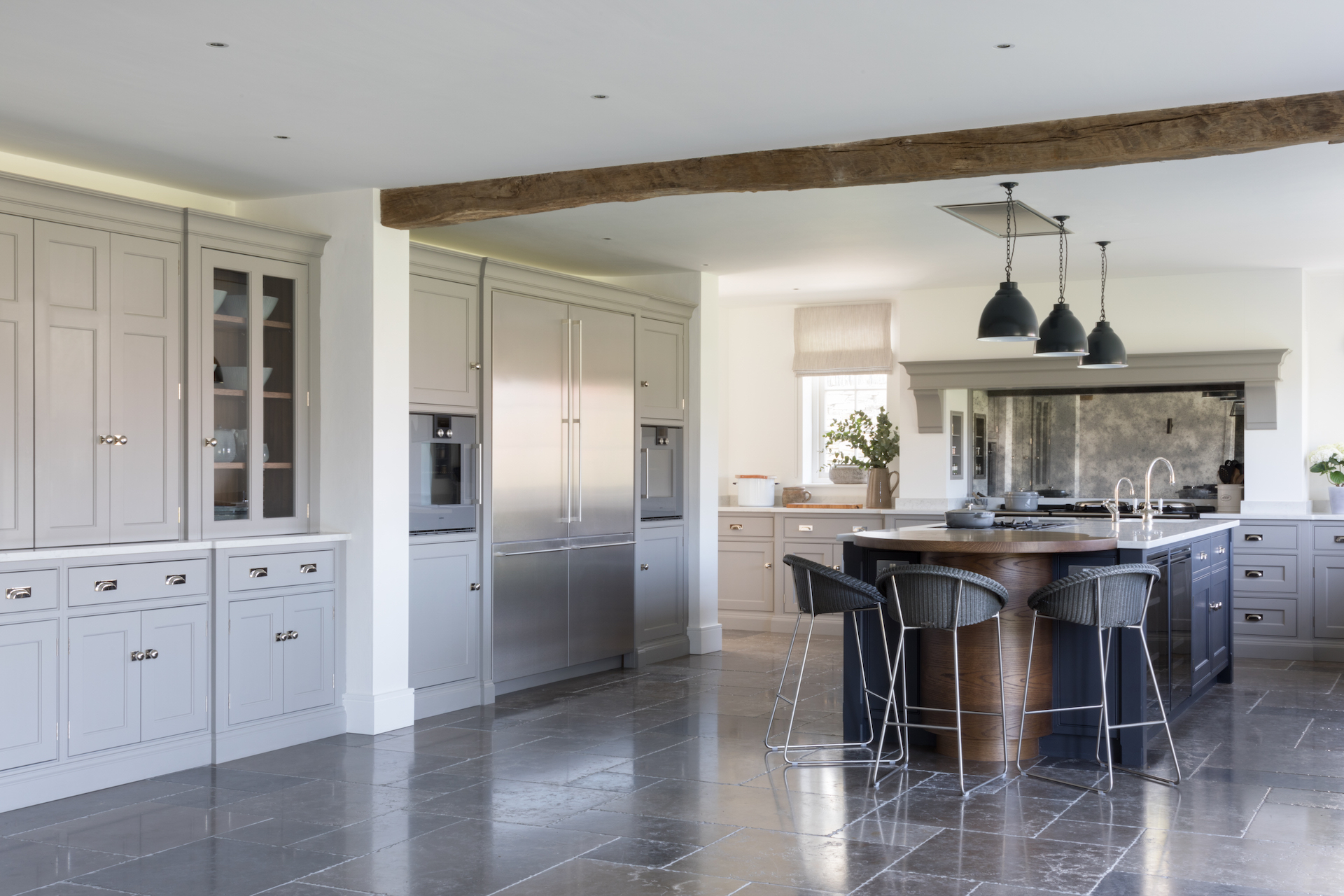Gaggenau 200 series oven -North Cornwall kitchen project - Humphrey Munson Blog