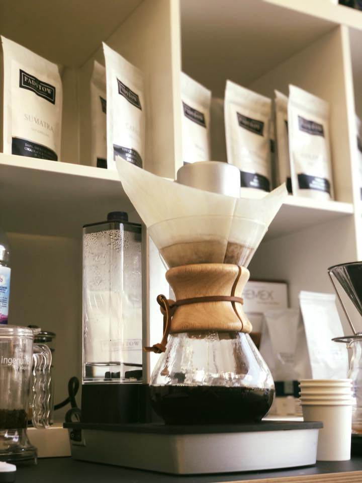 The Padstow Coffee Company - Cornwall - Humphrey Munson Blog