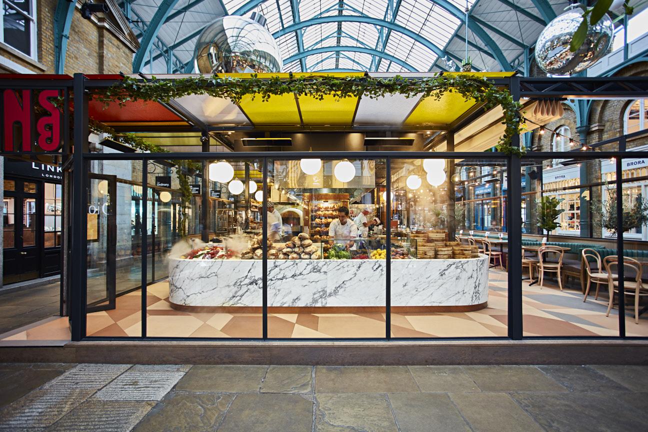 Buns & Buns | Covent Garden - Humphrey Munson Blog