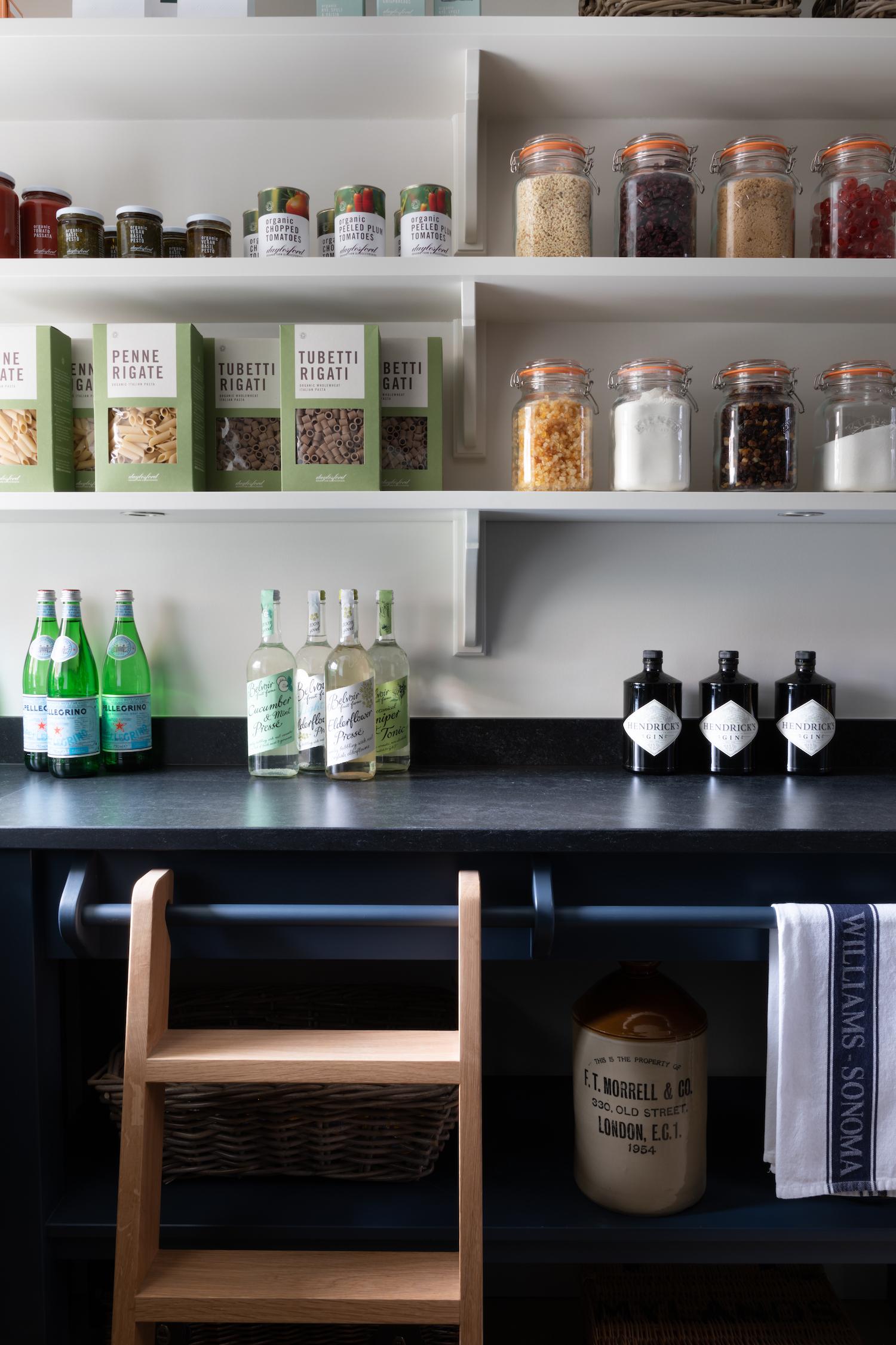 NEW Longford Pantry | Felsted Showroom - Humphrey Munson Blog