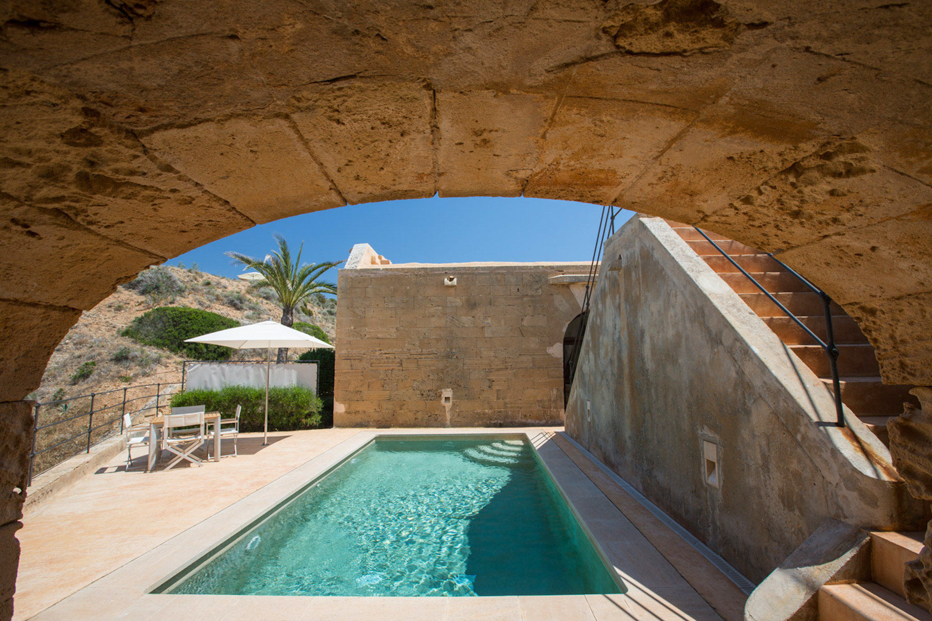Cap Rocat - Ancient Spanish Fortress - Humphrey Munson Blog
