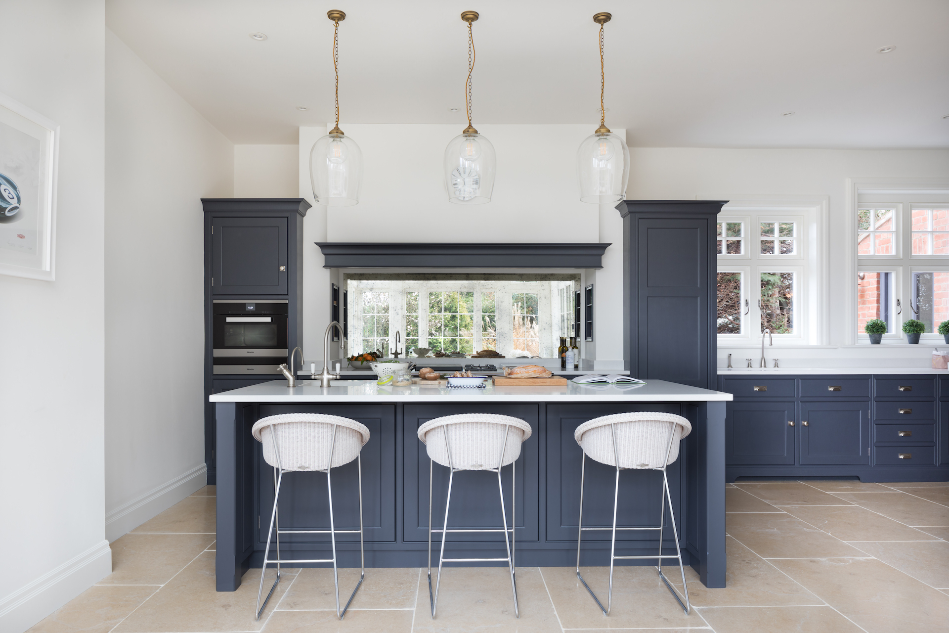 Brolly Blue - Design Notes - Humphrey Munson