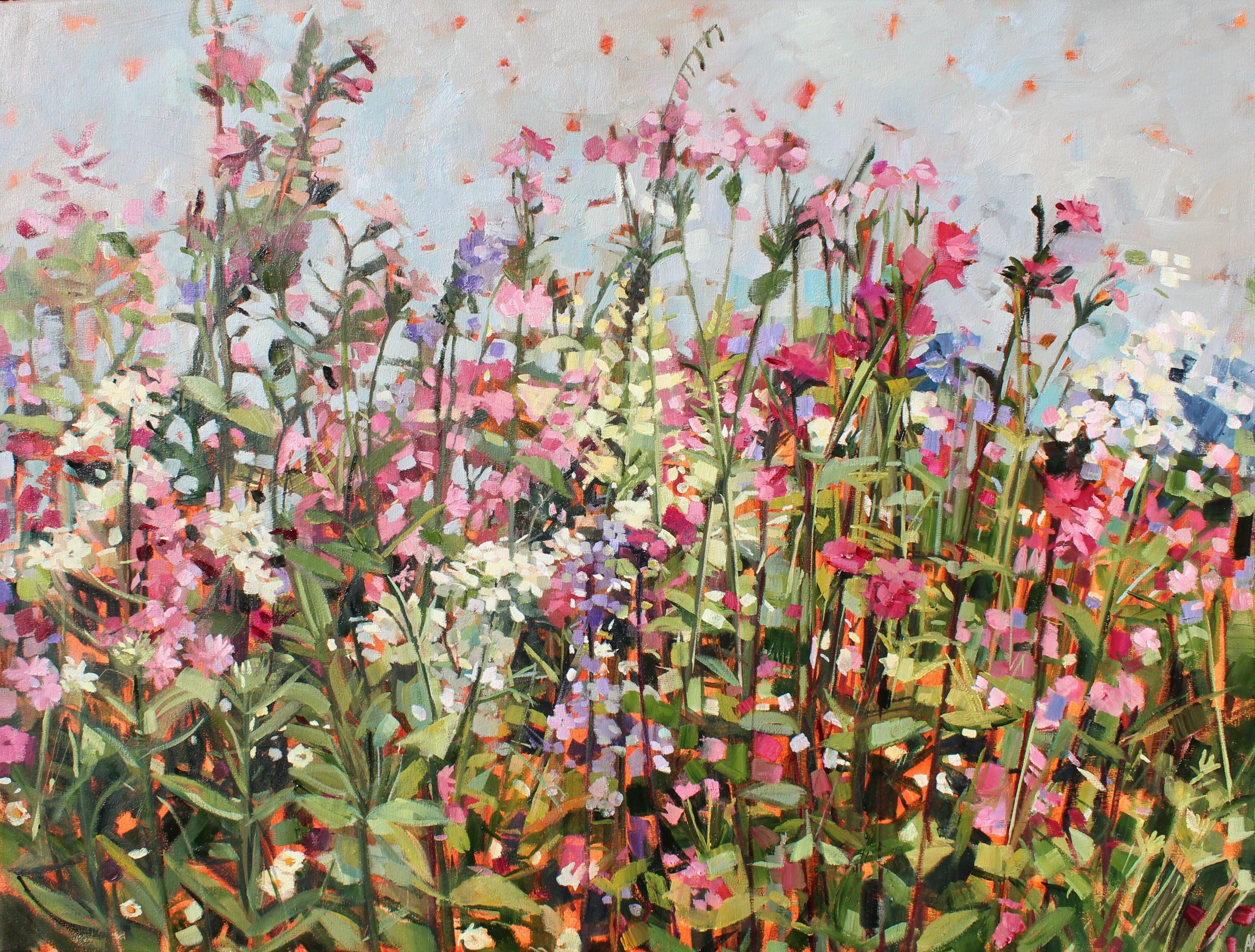 Q&A With Anne-Marie Butlin | Oil Paintings | Humphrey Munson
