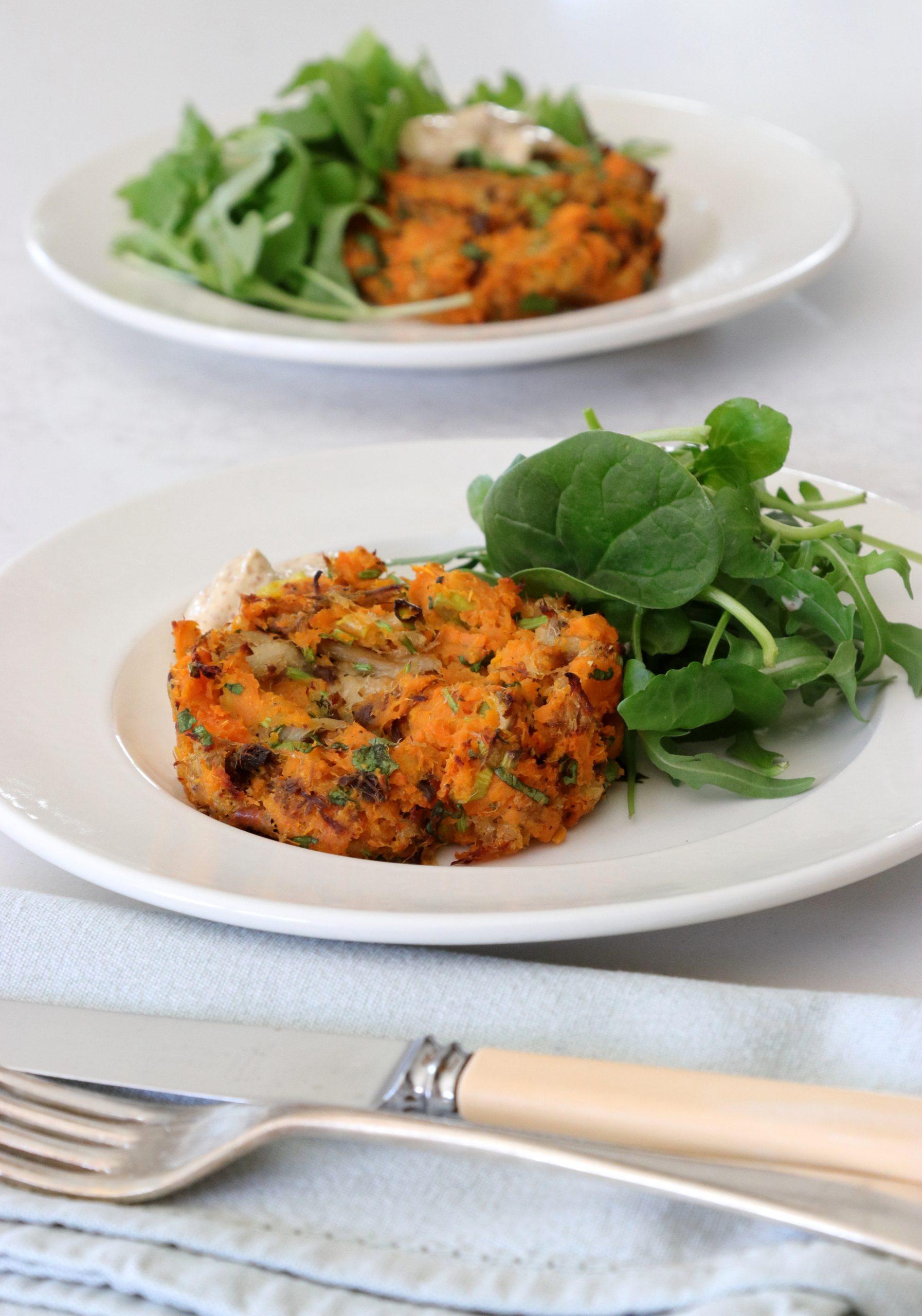 Mackerel fishcakes - Recipe notes - Humphrey Munson Blog