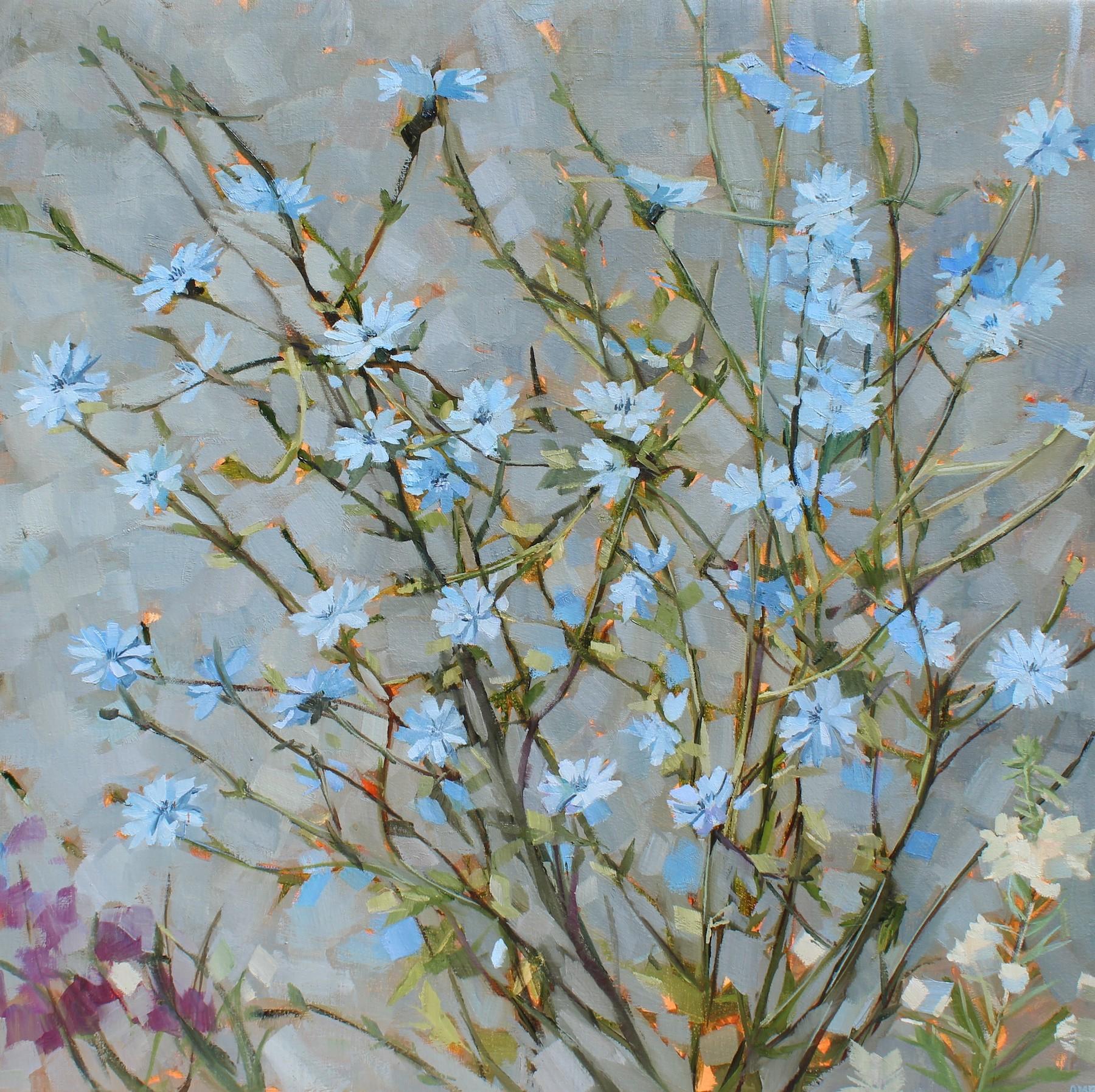Wild Chicory - Anne-Marie Q&A - Humphrey Munson Blog