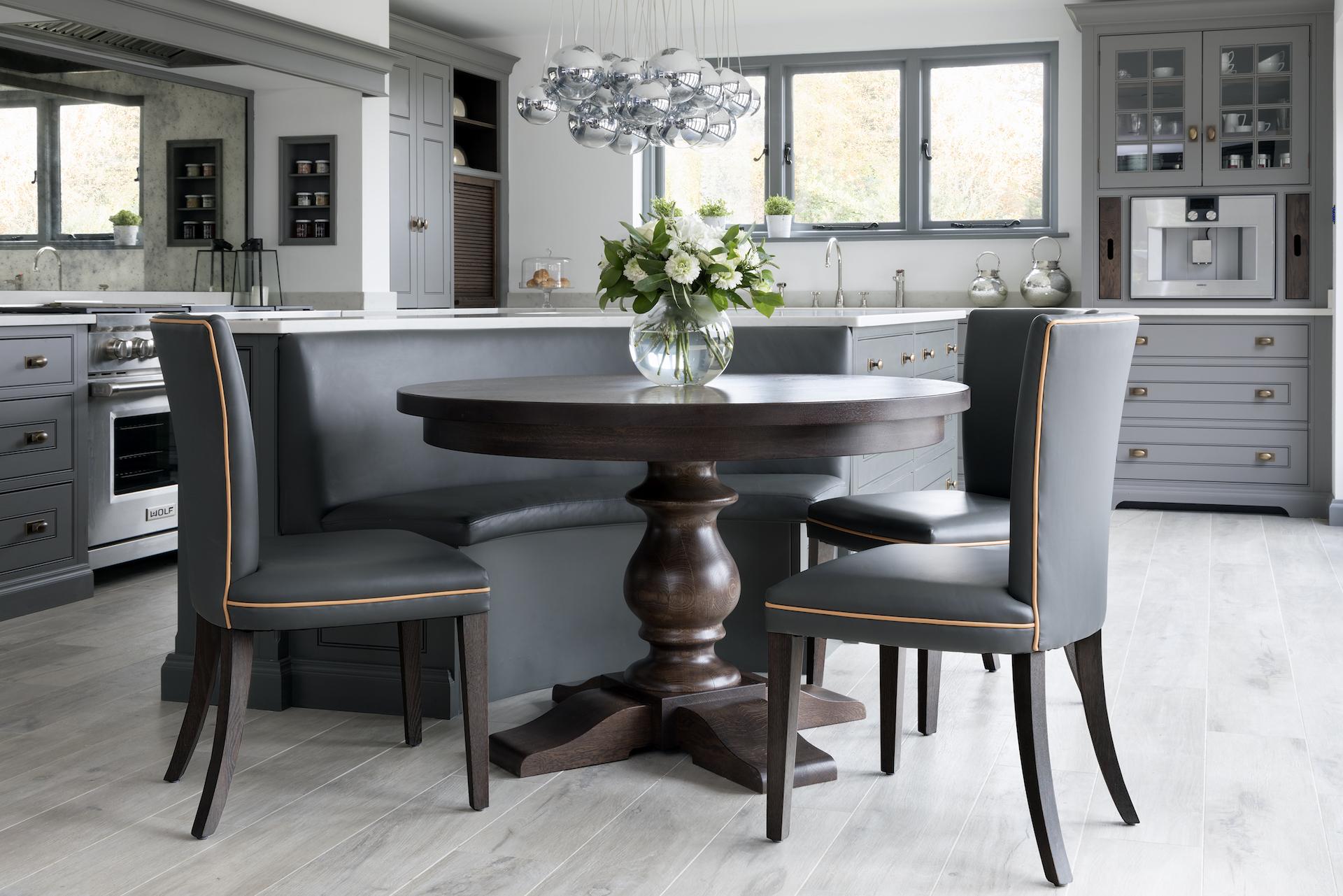 Banquette Seating - Design Notes - Humphrey Munson Blog