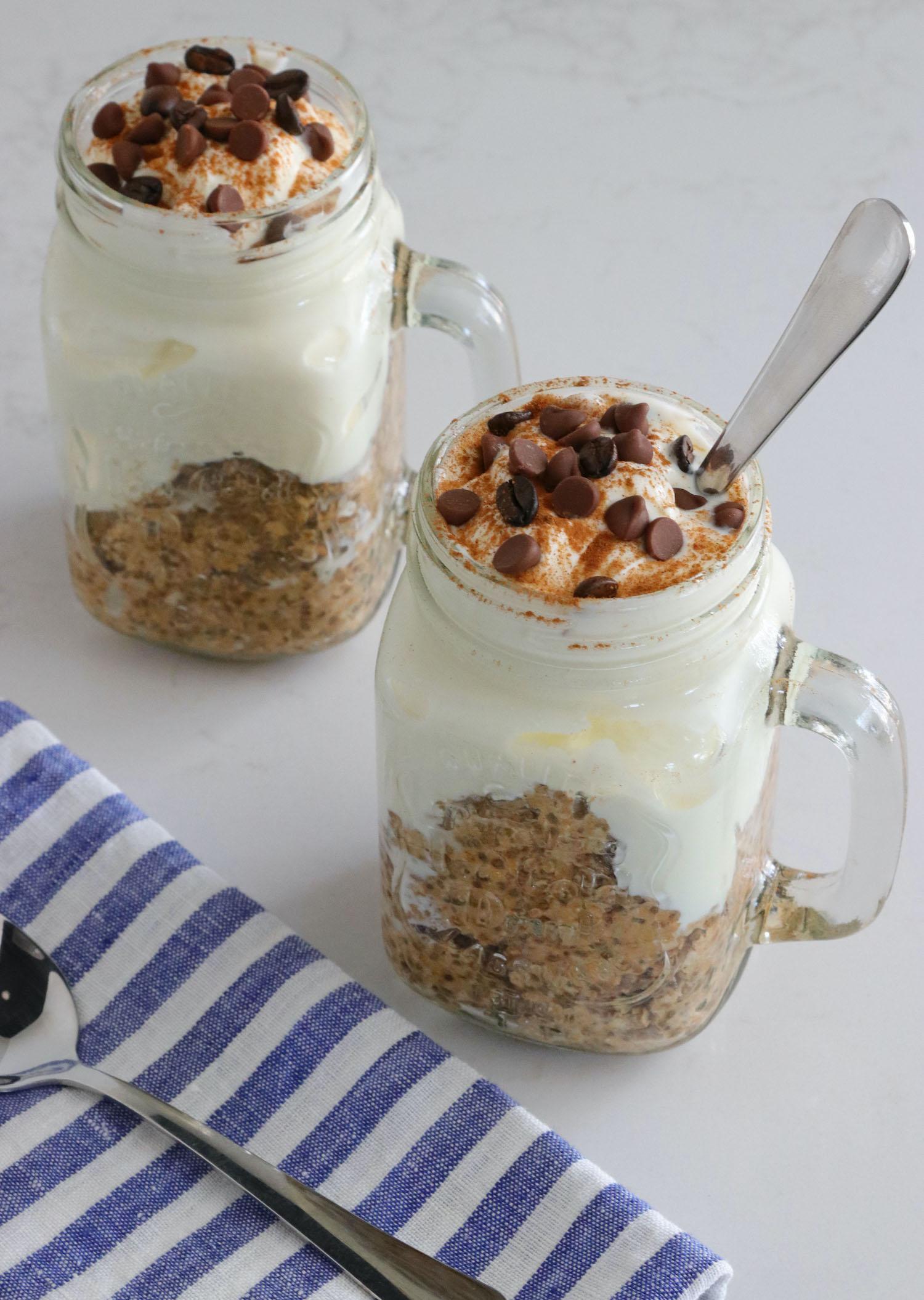 Recipe Notes | Coffee Overnight Oats - Humphrey Munson Blog