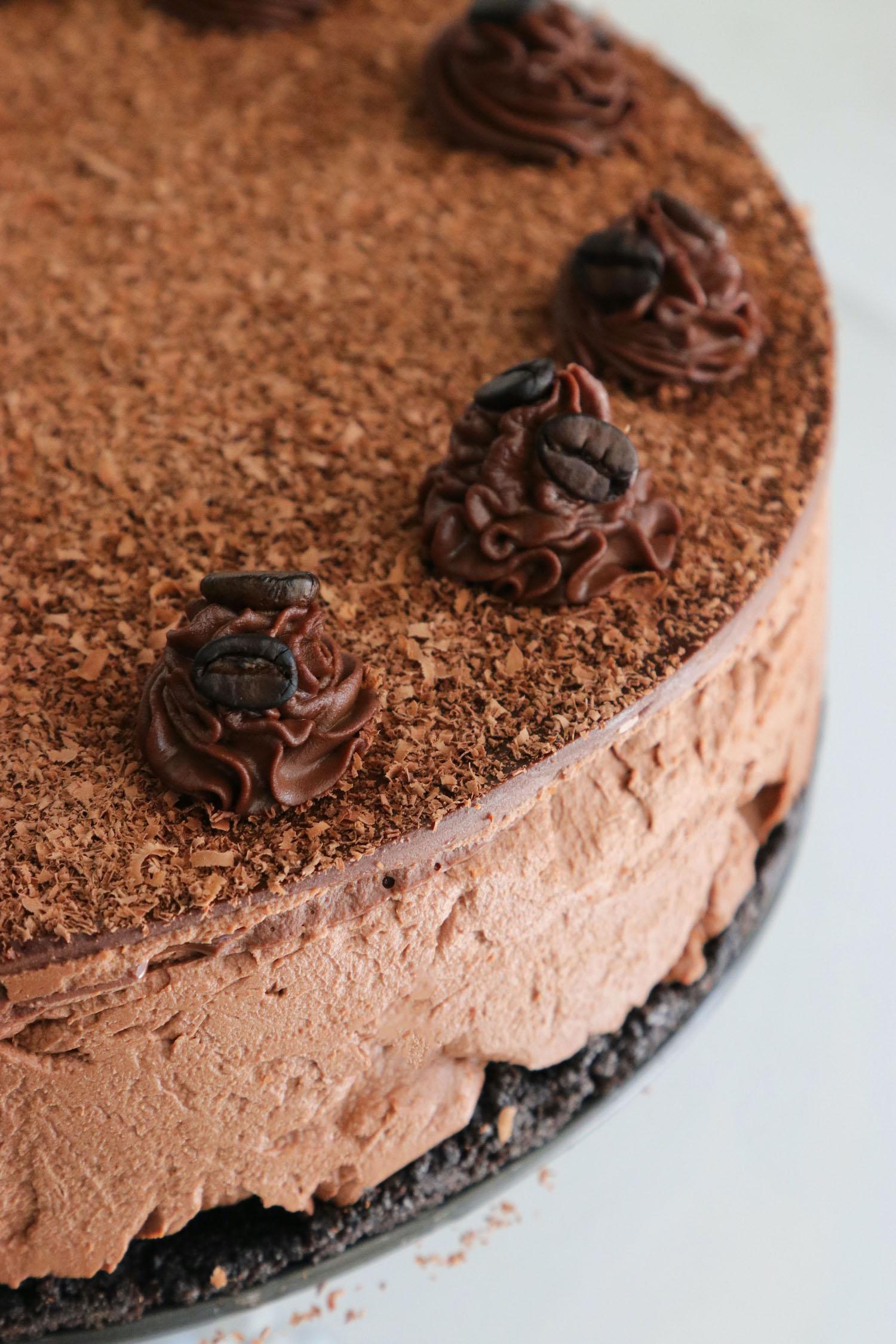 Recipe Notes | No-Bake Espresso Chocolate Cheesecake - Humphrey Munson Blog