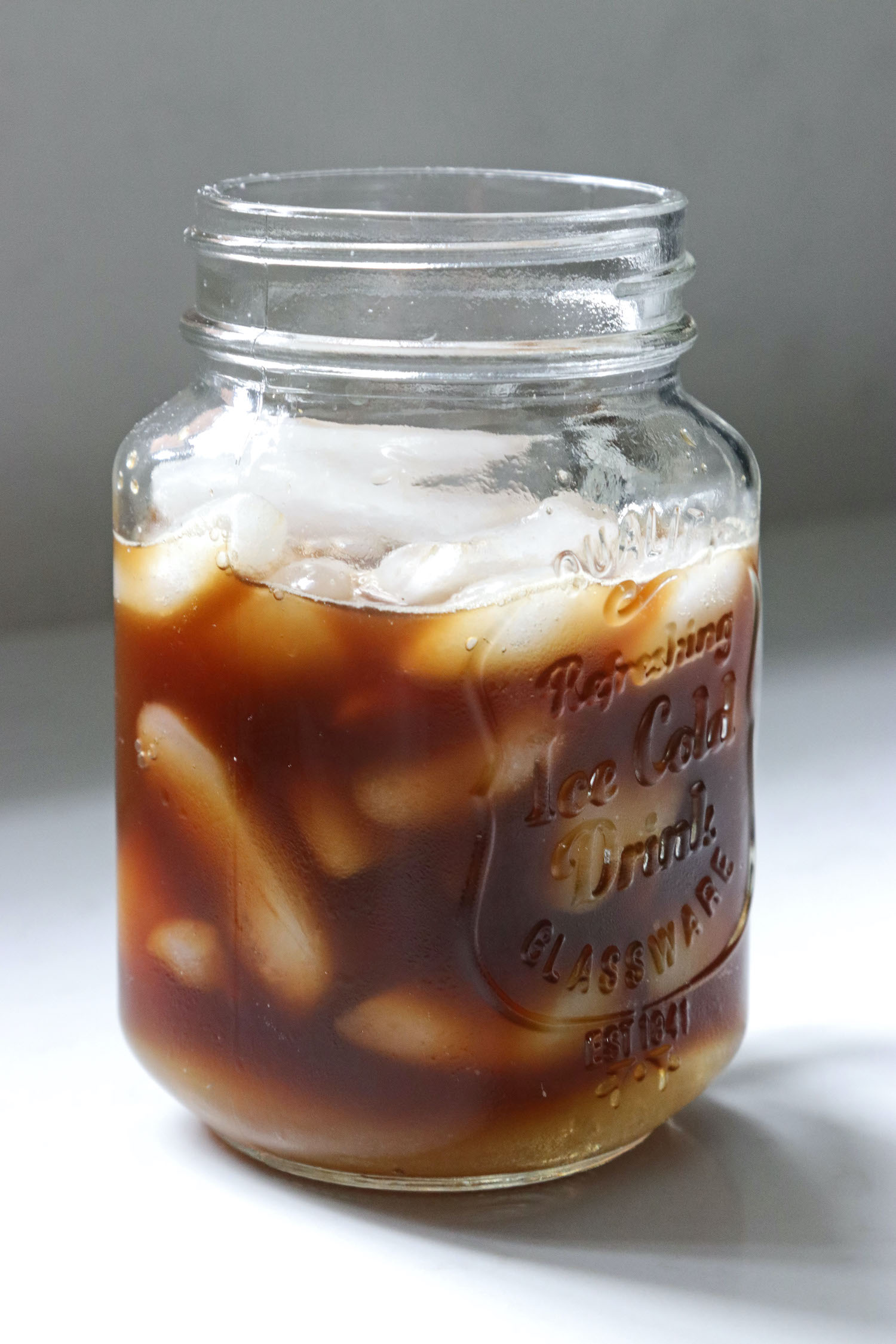 Recipe Notes | Iced Coffee - Humphrey Munson Blog