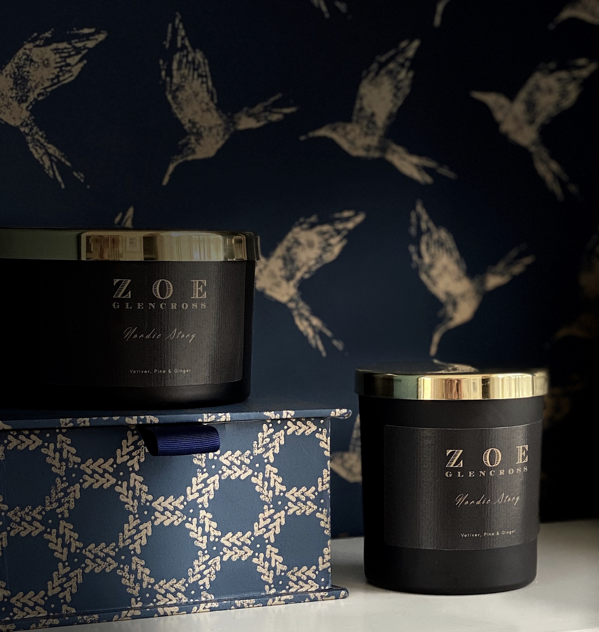 Zoe Glencross - British Textiles - Humphrey Munson