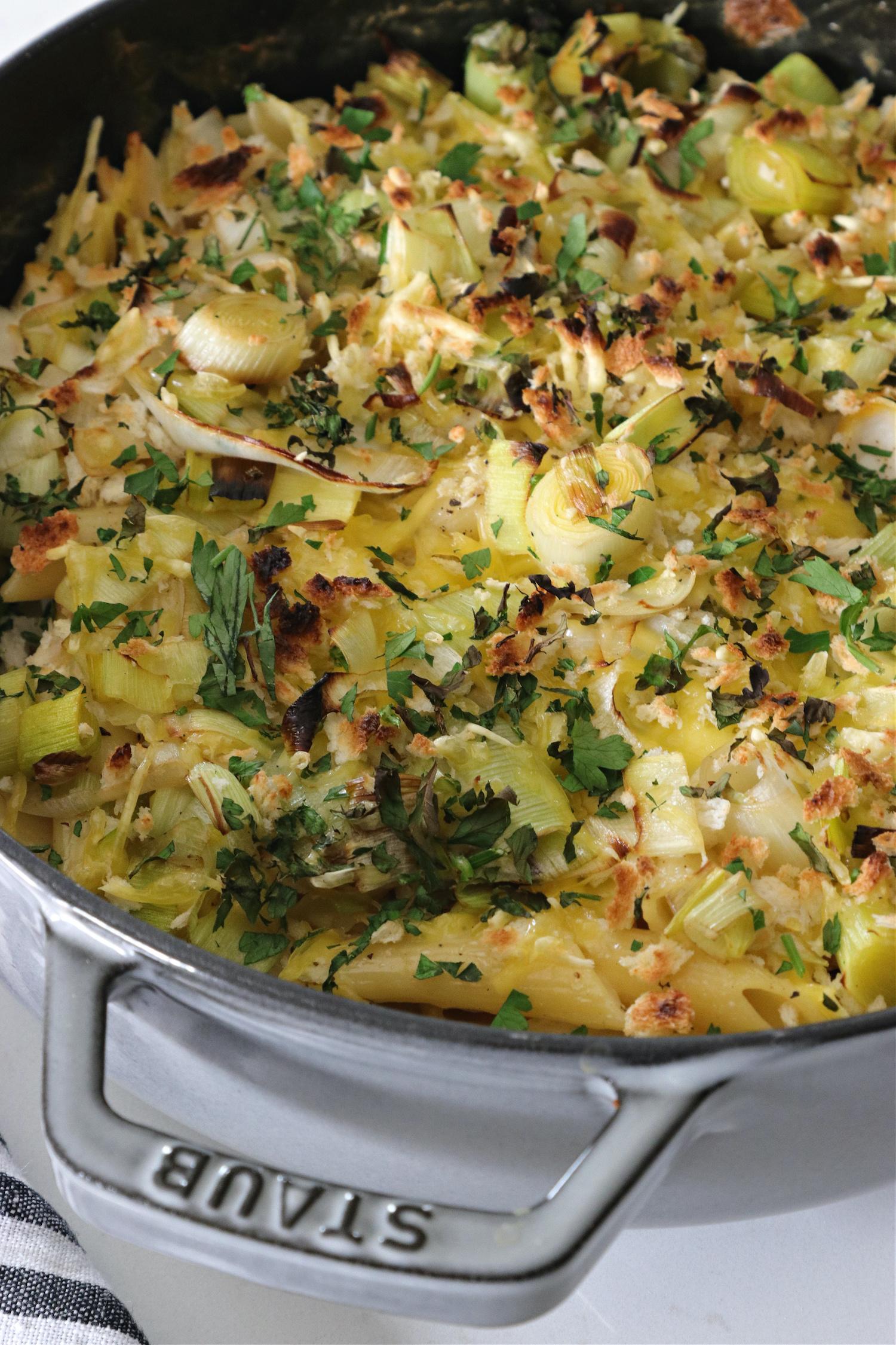 Recipe Notes | Smoked Haddock & Leek Pasta | Humphrey Munson Blog