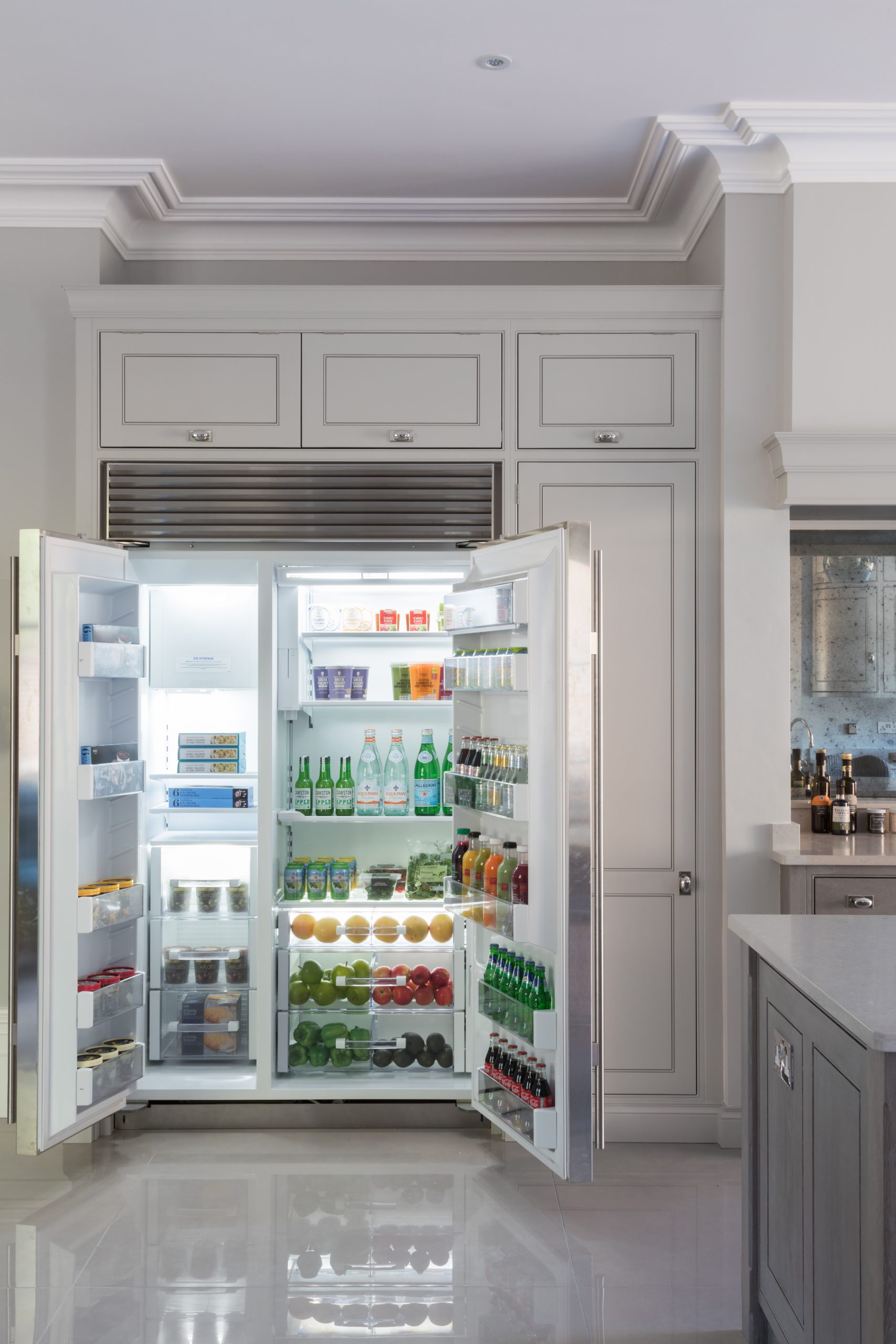 Sub Zero 1219mm | Side-By-Side Refrigeration | Humphrey Munson Blog