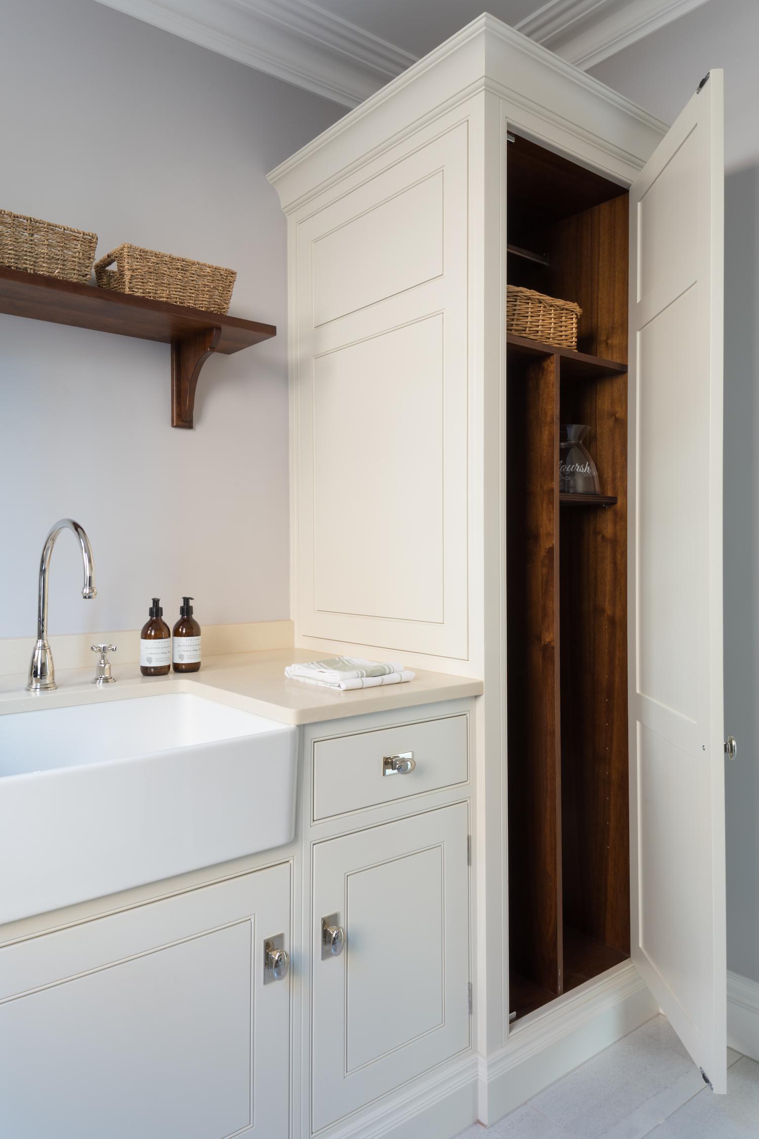 Utility Cupboard - Design Notes - Humphrey Munson Blog