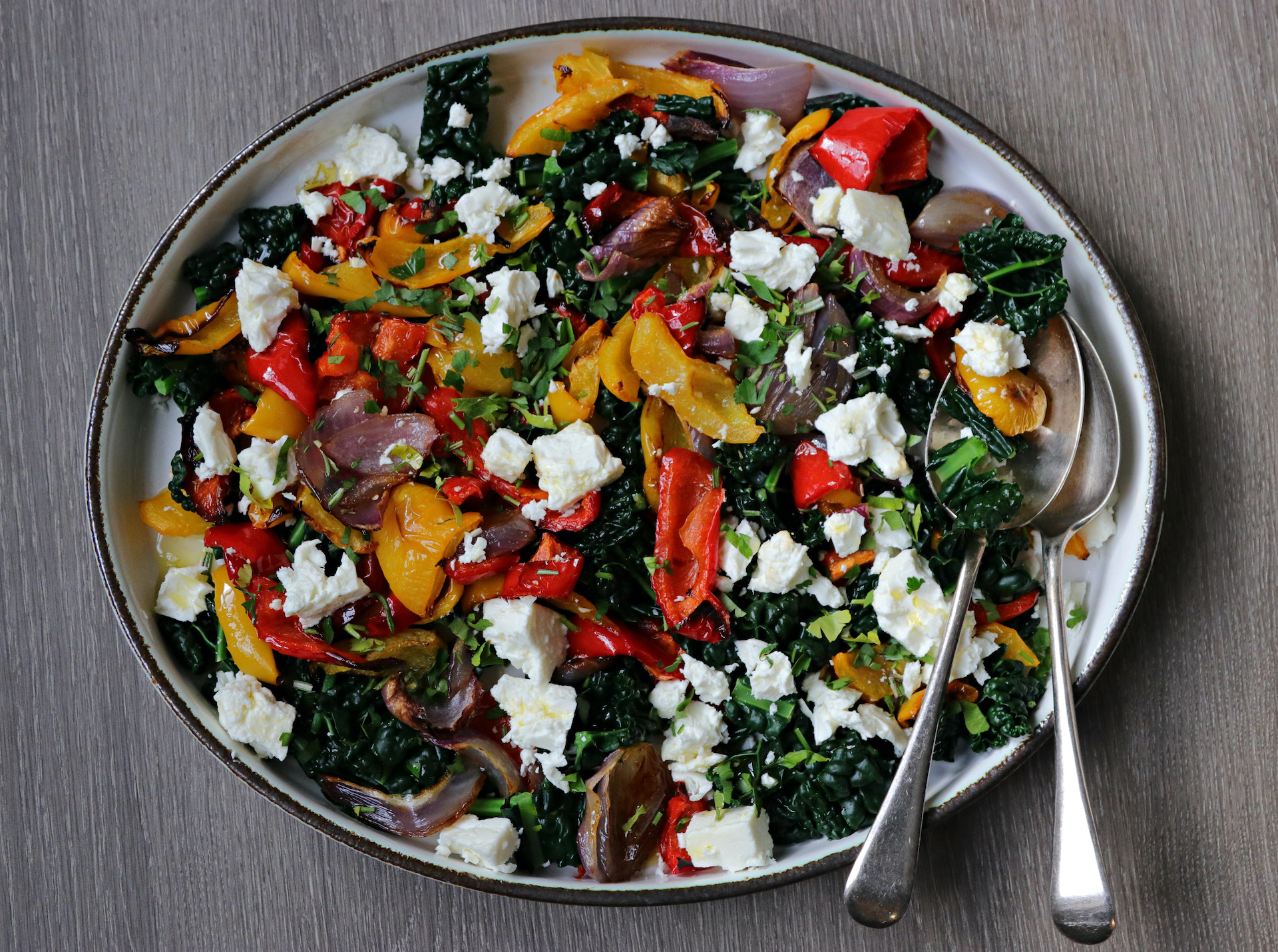 Recipe Notes | Roasted winter veggies & feta - Humphrey Munson